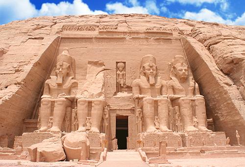 見證偉大的拉美西斯二世神殿