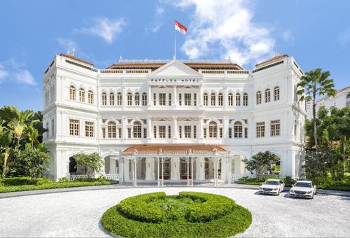 新加坡萊佛士酒店Raffles Singapore