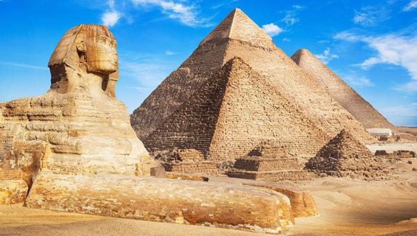 杜拜、埃及風情null