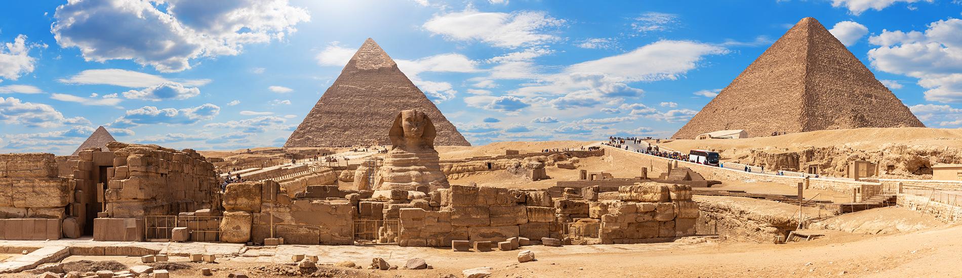 璀璨杜拜 神秘埃及
