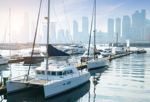 奧林匹克帆船中心