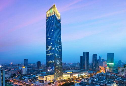 康萊德酒店Conrad Shenyang