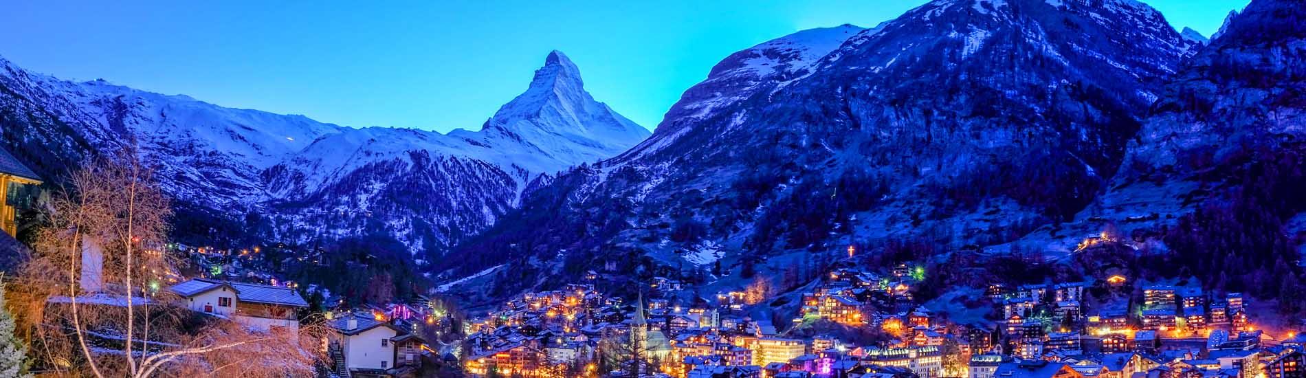 瑞士 ‧ 漫遊仙境