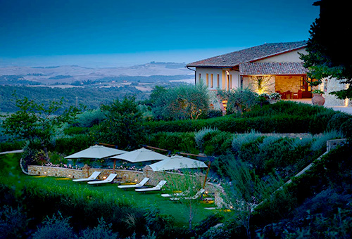 Tuscany 酒莊酒店