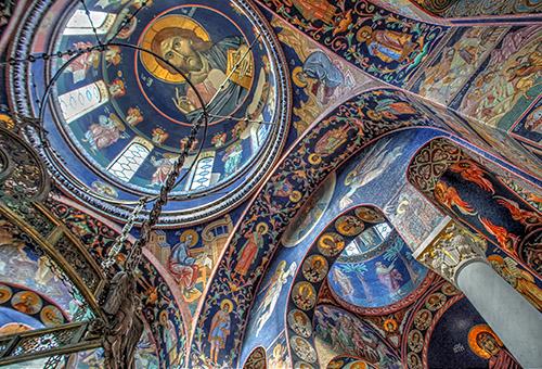 皇家修道院內觀
