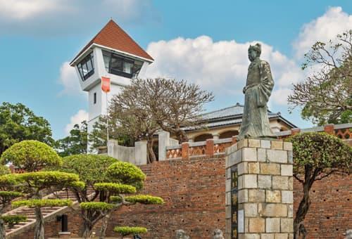 聽安平古堡訴說台灣故事