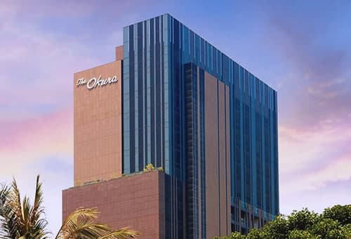 大倉久和大飯店The Okura Prestige Taipei