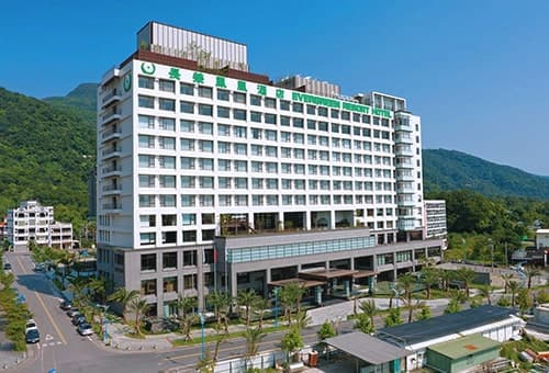 長榮鳳凰酒店Evergreen Resort Hotel - Jiaosi
