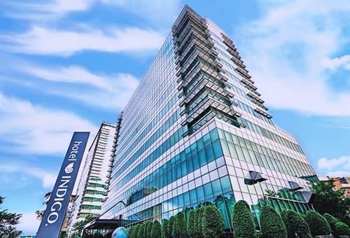 英迪格酒店Hotel Indigo Hsinchu Science Park