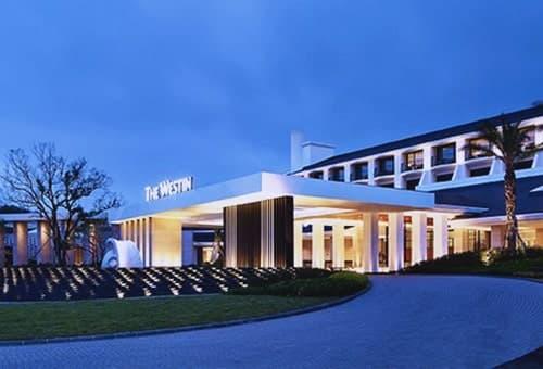 桃園大溪笠復威斯汀度假酒店The Westin Tashee Resort Taoyuan