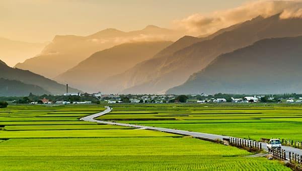 台灣東部風情
