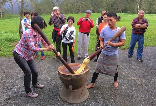 一日泰雅族體驗部落日常