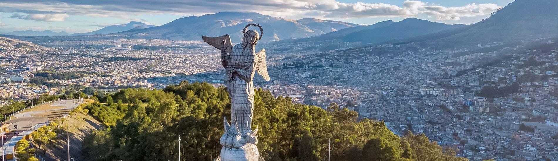 厄瓜多首都 - 基多