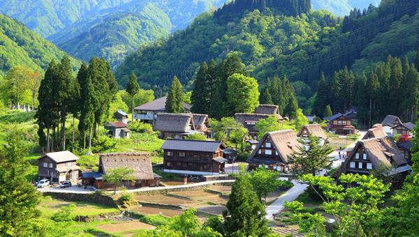 中日本風情