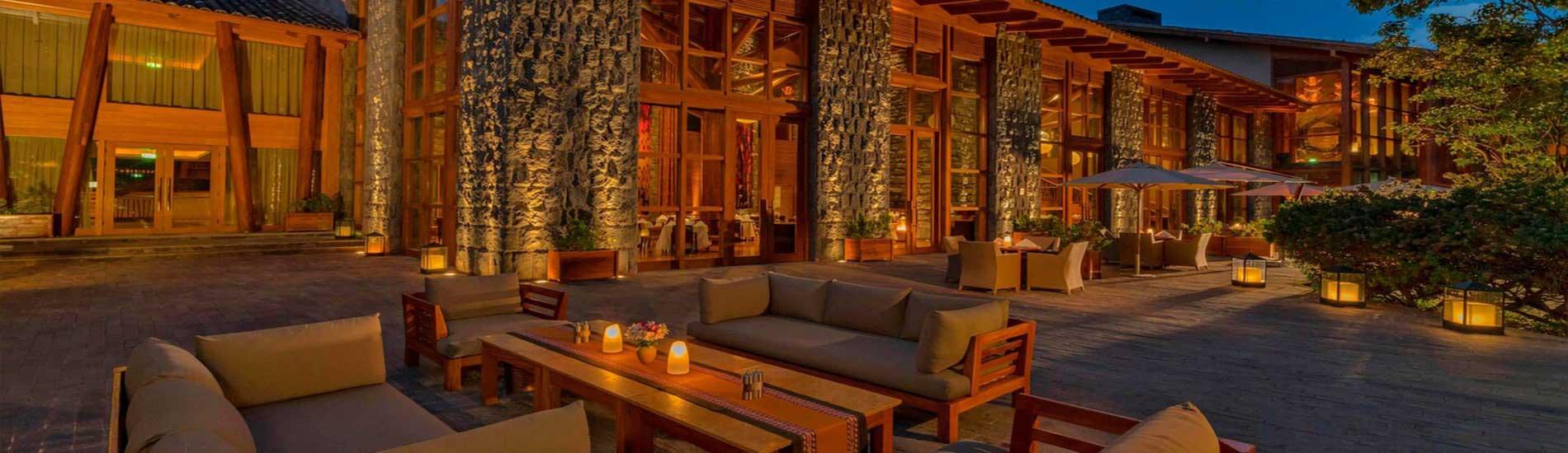 Tambo del Inka Hotel