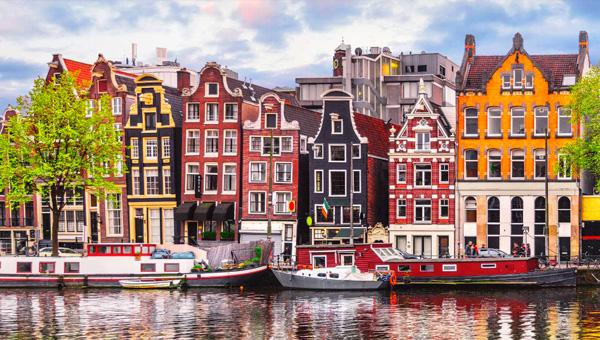 比利時、荷蘭風情