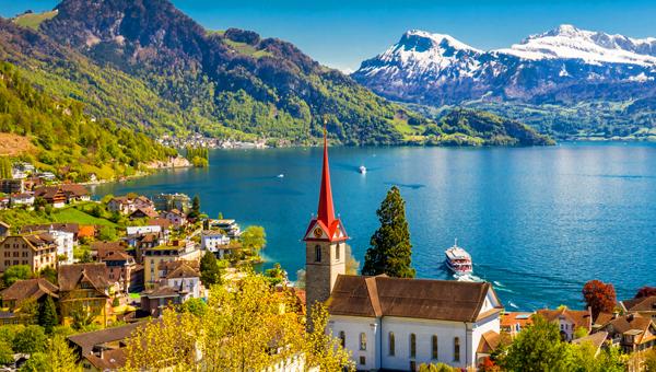 瑞士風情(5, 9, 10月)