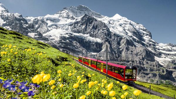 瑞士風情(8, 9月)