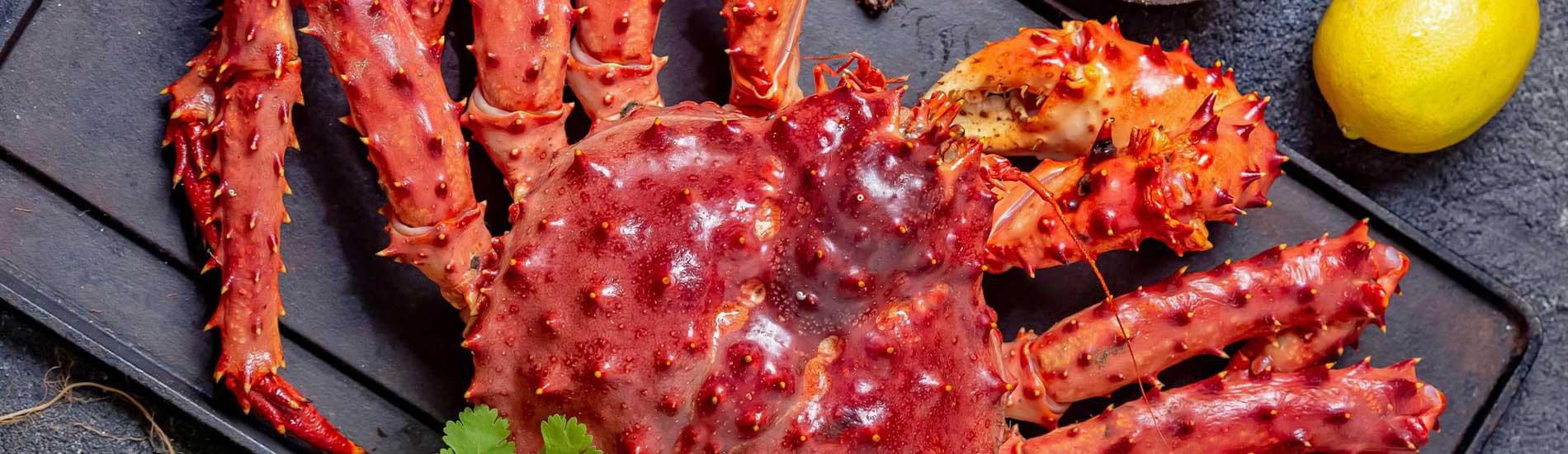 Ushuaia帝王蟹
