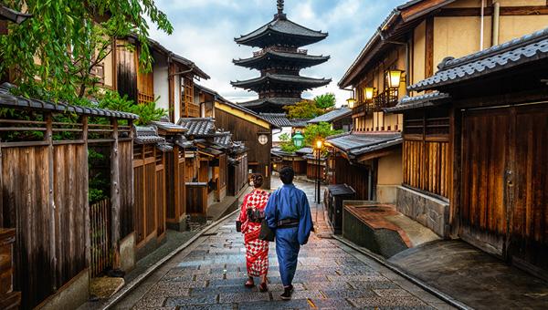 日本關西風情