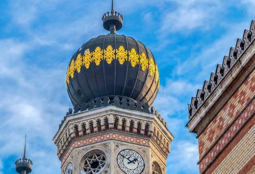 參觀歐洲最大的猶太教聖地