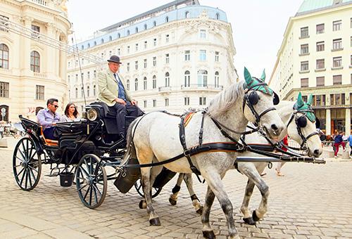 維也納馬車巡禮