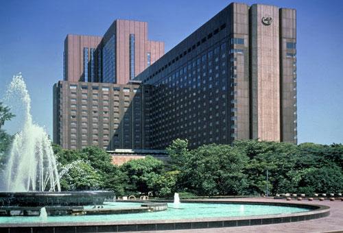 銀座 帝國飯店東京