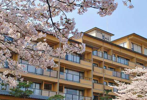 雄琴溫泉 花街道Hanakaido