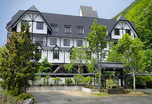 新穗高溫泉 穂高莊山之飯店