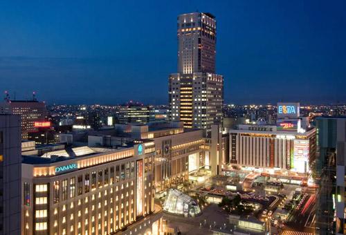 JR Tower日航酒店JR Tower Hotel Nikko Sapporo