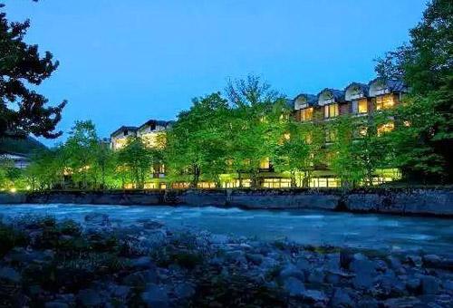 奧入瀨溪流酒店Oirase Keiryu Hotel