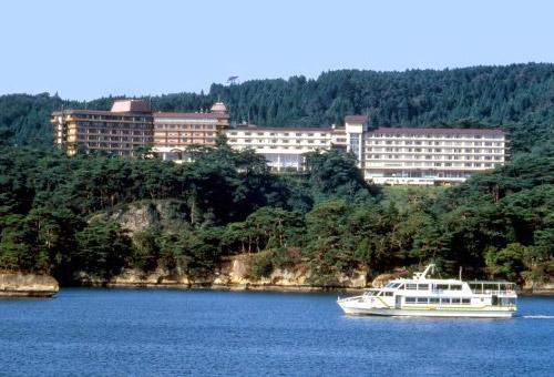 松島大觀莊酒店Hotel Matsushima Taikanso