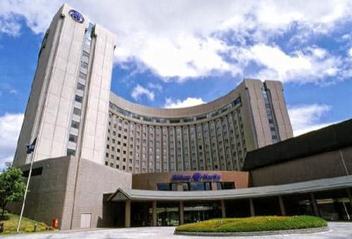 東京成田機場希爾頓酒店Hilton Tokyo Narita Airport