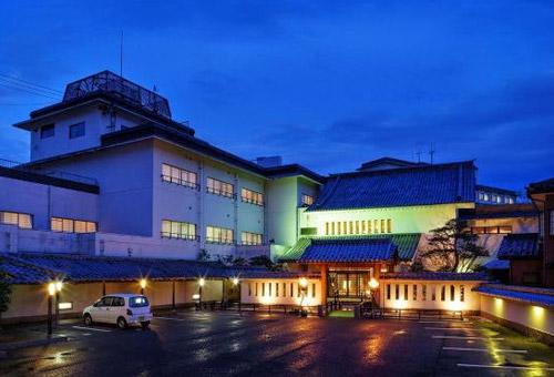 岩室溫泉 大橋館之湯Hotel Oohashi Yakata-No-Yu