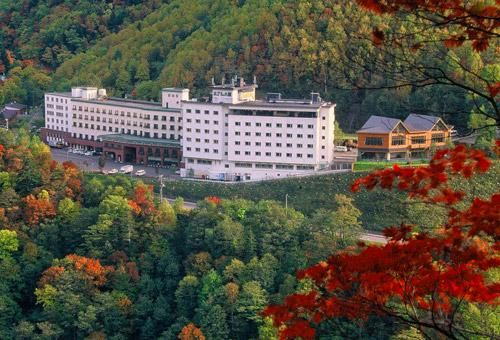 層雲峽溫泉 大雪酒店Hotel Taisetsu