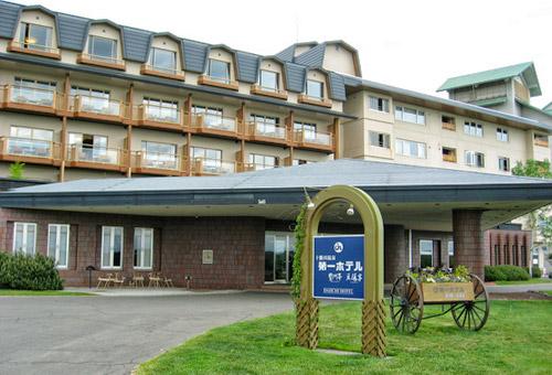 十勝川溫泉 第一酒店Tokachikawa onsen-Daiichi Hotel