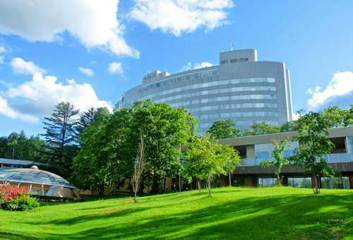 新富良野王子大飯店Shin Furano Prince Hotel
