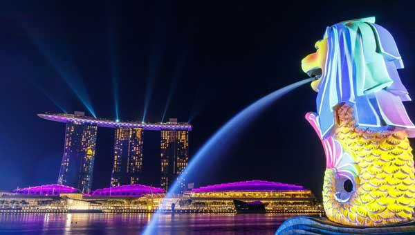 新加坡、馬來西亞、泰國風情