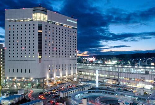 岡山格蘭比亞大酒店Hotel Granvia Okayama