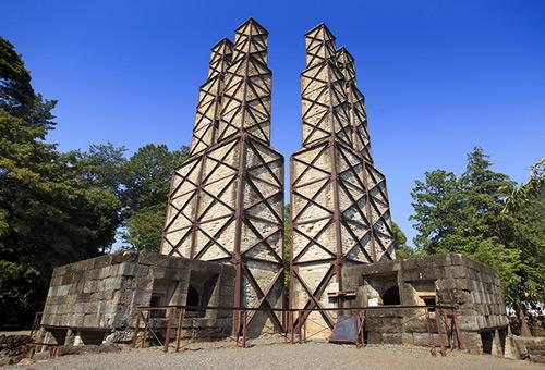 參觀見證江戶歷史的世界遺產韮山反射爐