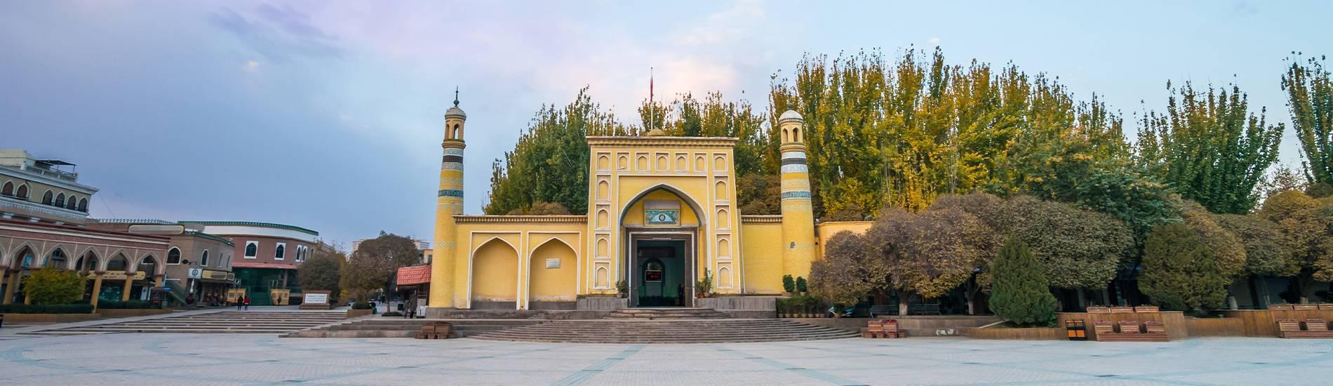 艾提尕爾清真寺