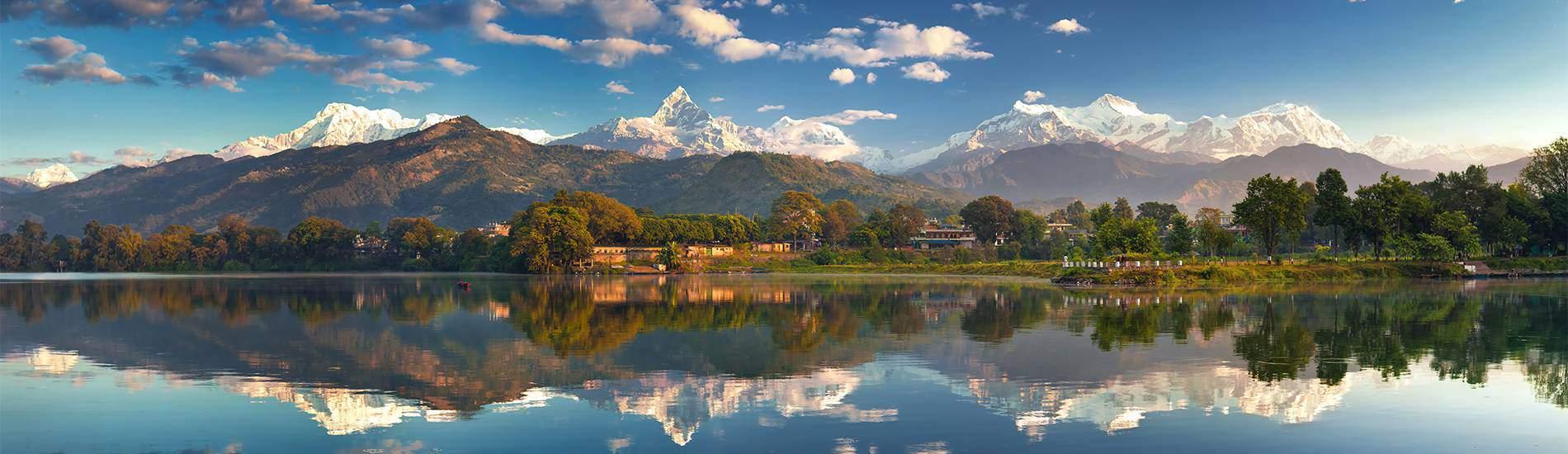 安娜普爾納群峰