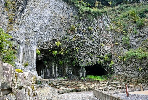 走訪玄武洞地質公園見證大自然的奇蹟