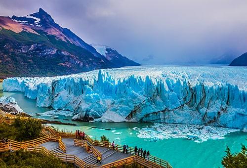 讚嘆Perito Moreno冰川震撼美景