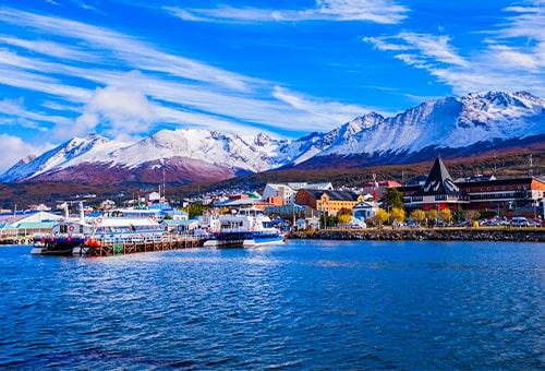 抵達南極的門戶Ushuaia