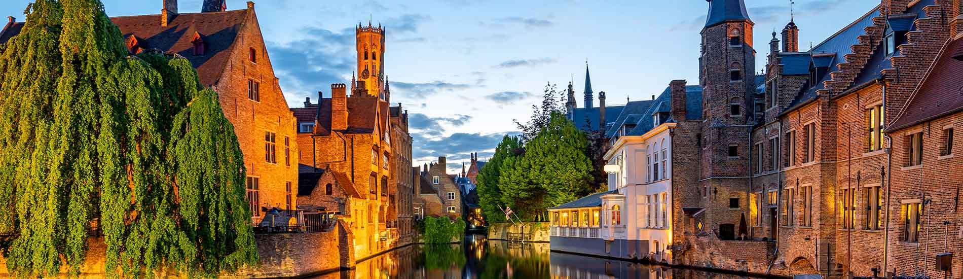 Bruges布魯日