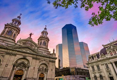 探訪智利首都聖地亞哥的心臟-武器廣場