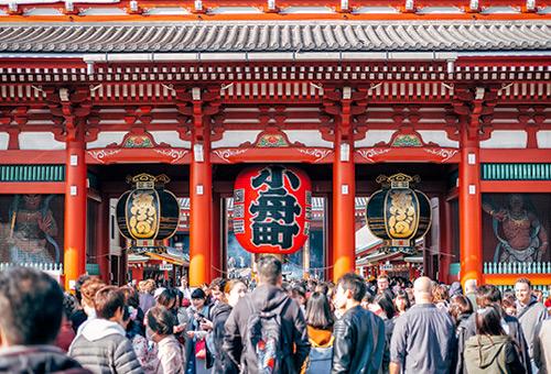 漫步淺草體驗庶民文化