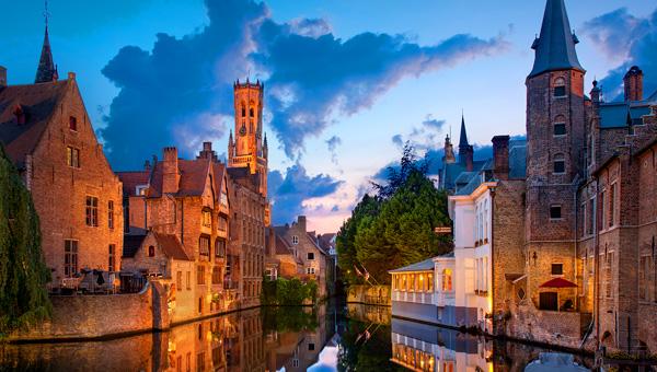 荷蘭、比利時