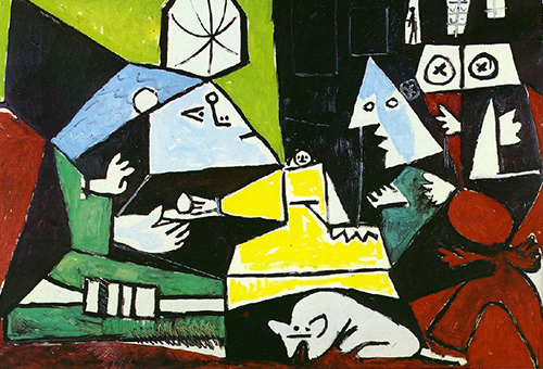 一窺畢卡索畫筆下的藝術寶庫